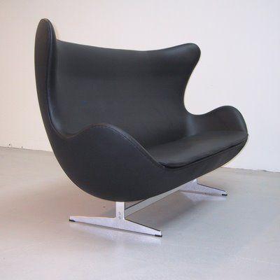 The Egg Sofa Arne Jacobsen The Lounge Pinterest Sofa My