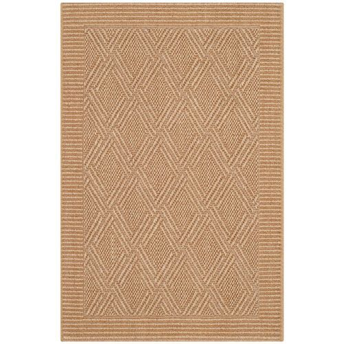 Palm Beach Maize Rectangular: 4 Ft. x 6 Ft. Rug