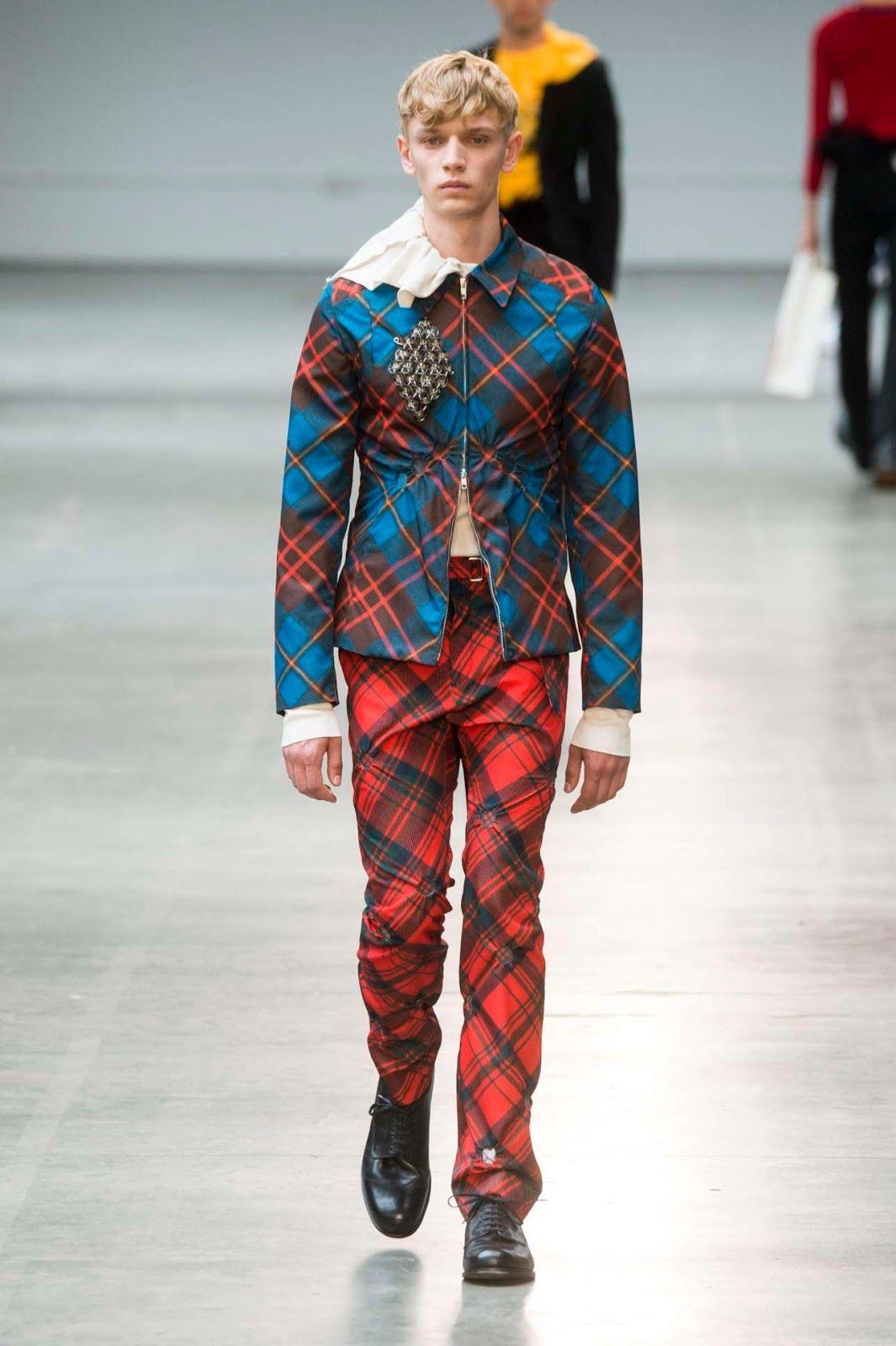 MAN Spring-Summer 2019 - London Fashion Week Men's ...