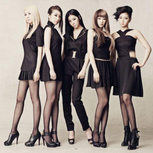 Name: Brave Girls Debut: 2011 Members: Eunyoung, Seoah, Yejin