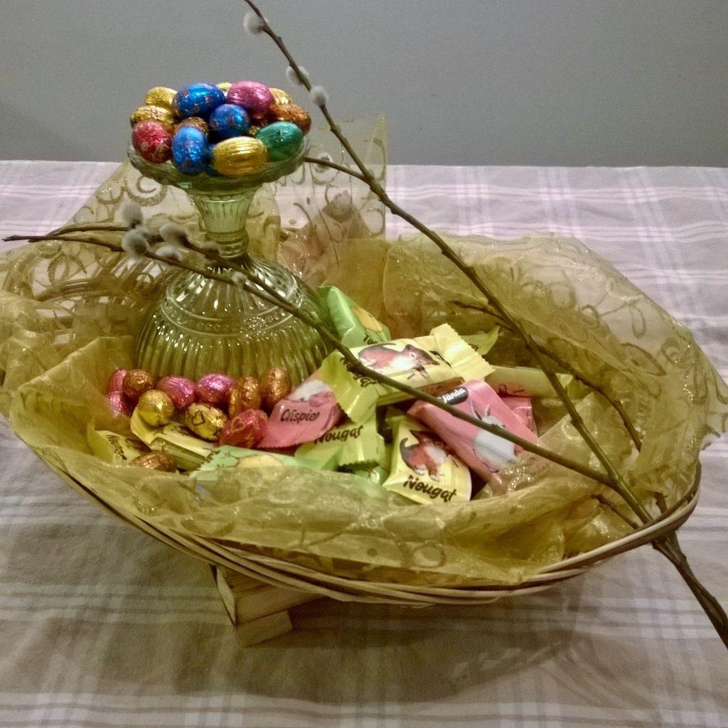 Virpojille suklaata