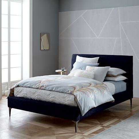 Bedroom | west elm | INTERIOR PURCHASE | Pinterest