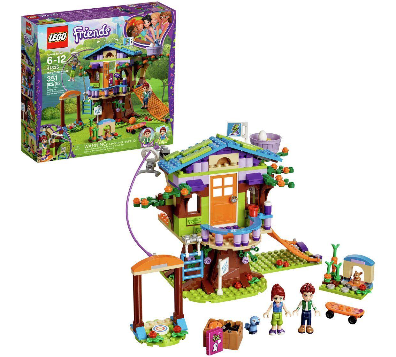 Buy Lego Friends Heartlake Mias Tree House Building Set 41335
