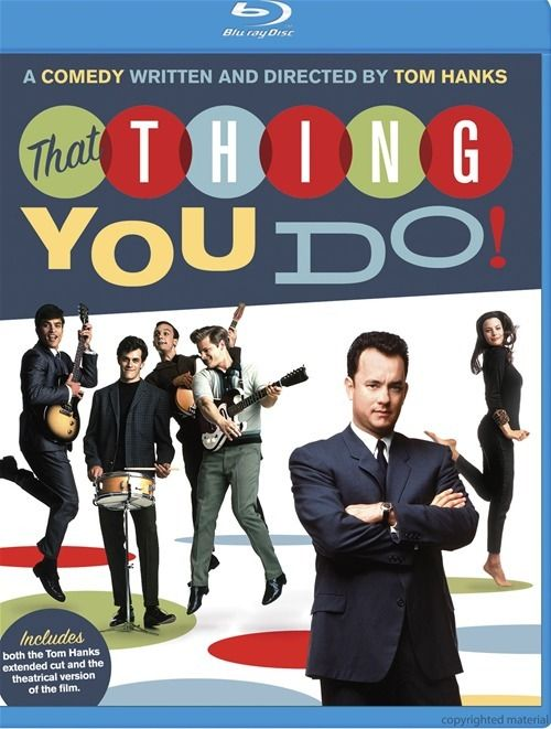 That Thing You Do! Starring Tom Hanks, Liv Tyler And Tom