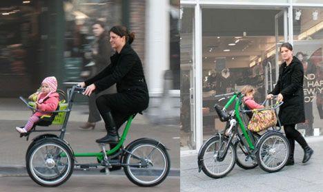 1000  images about Bikes - prams on Pinterest | The dutchess, Bike ...