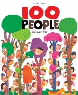 (preschool-2nd grade)100 People: Masayuki Sebe: 9781877579868: Amazon.com: Books