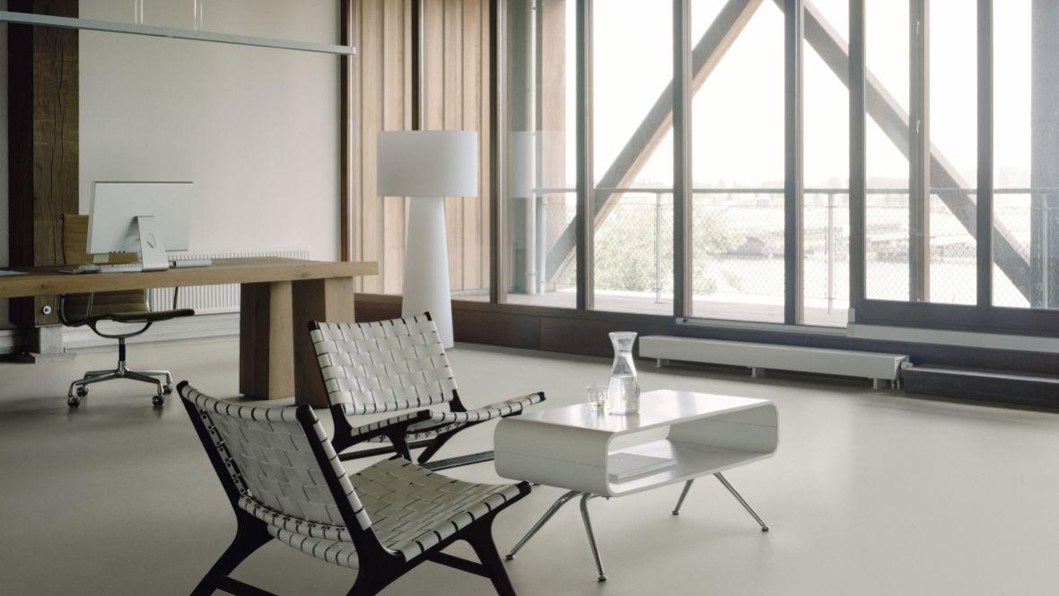 Witte Marmoleum Vloer : Marmoleum solid linoleum flooring forbo flooring systems