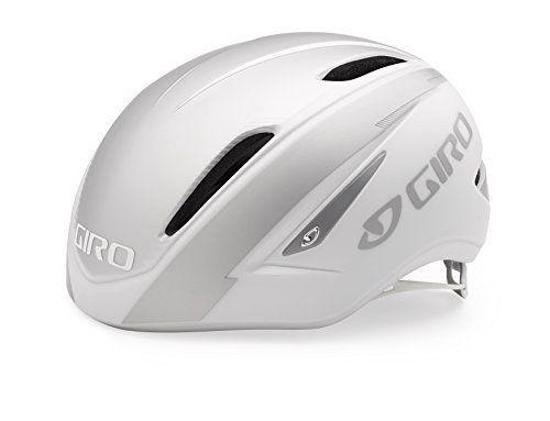 Giro Air Attack Bike Helmet Matte Whitesilver Medium Check Out