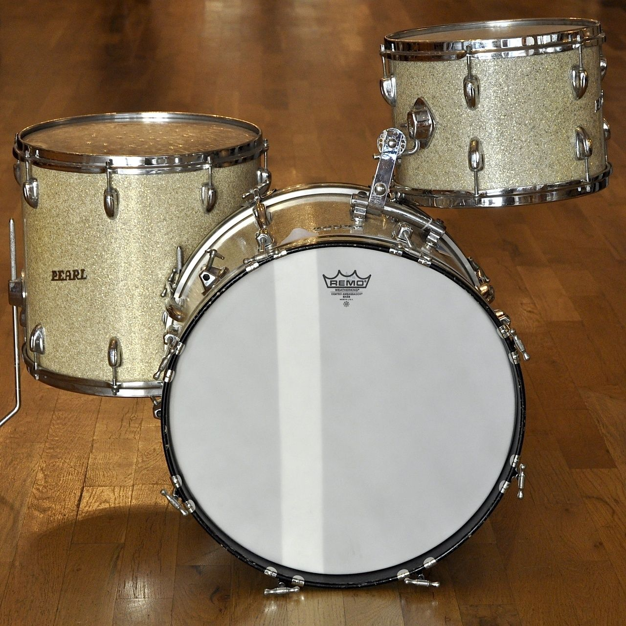 20 3pc Kit White Pearl 60s,