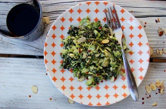 5 Expert Tips (+ 2 Recipes) for Eating Vegan-ish via Brit + Co.