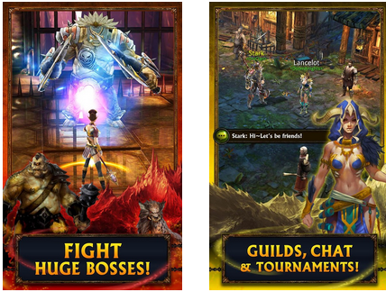 [Android] Eternity Warriors 3 v1.0.2 APK + Data | Free 4 Phones: Official and Mod APKs