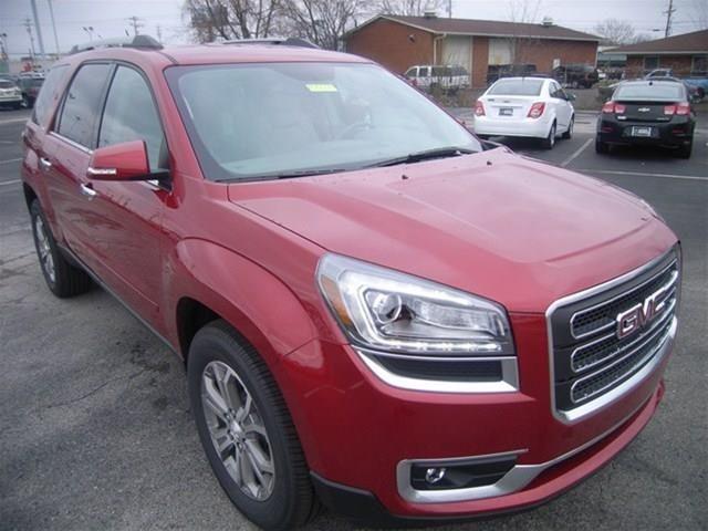 2013 Gmc Acadia Slt 1 Awd Slt 1 4dr Suv Suv 4 Doors Red For Sale