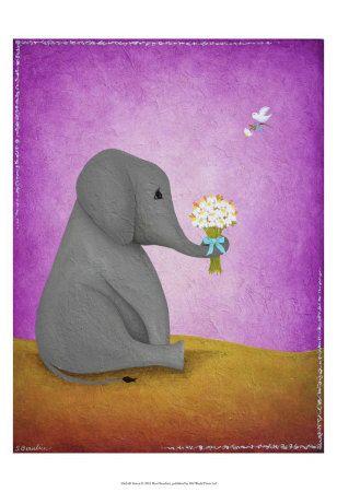 Simon                                                              Print by Shari Beaubien at Art.com