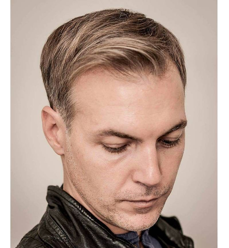 10 Best Hairstyles For Balding Men With Images Balding Mens Hairstyles Thin Hair Men Haircuts For Balding Men