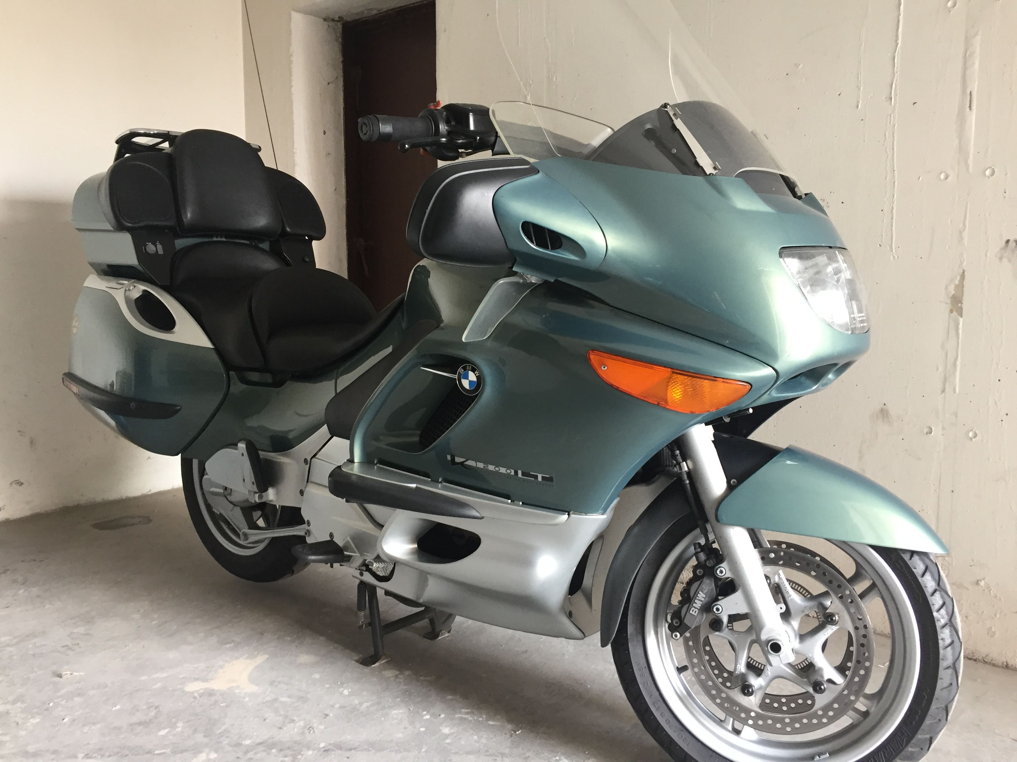 Bmw K1200lt Yanez Bmw Motorcycle Bike