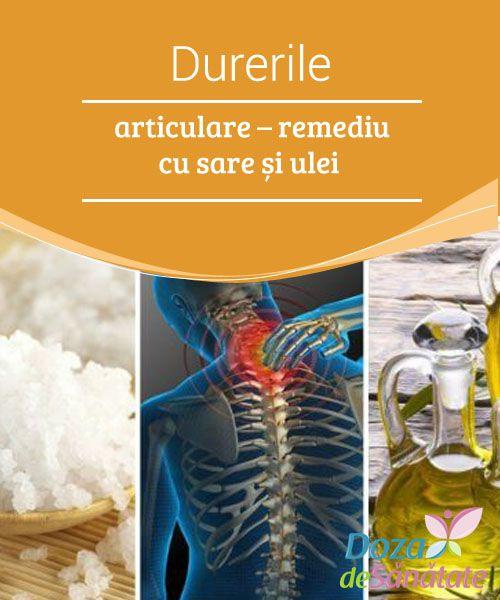 uleiuri pentru tratarea durerilor articulare)