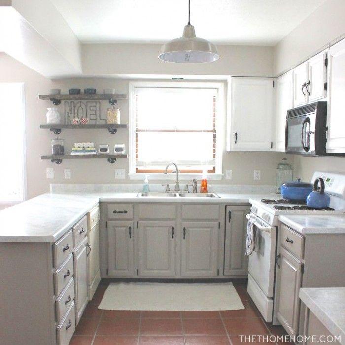 Gallery Kitchen Kitchen Diy Makeover Kitchen Cabinets