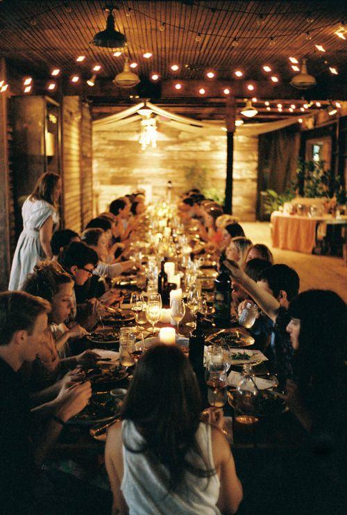 Rehel Night Dinner Or Small Wedding Party