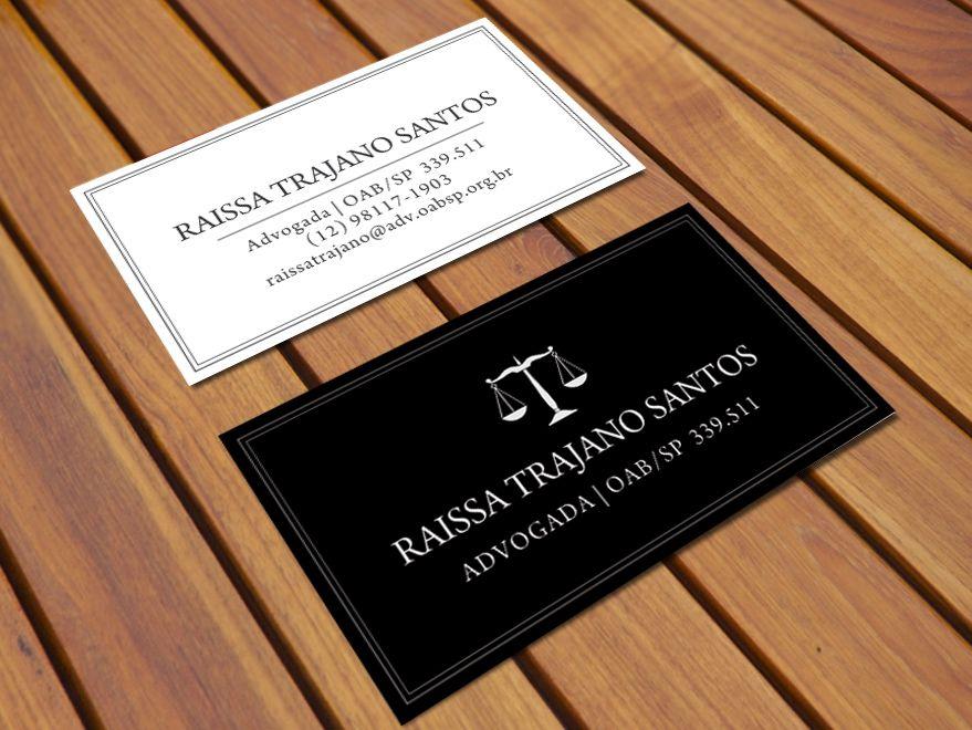 Muitas vezes Cartão de Visita Advogado | escritório | Pinterest | Cartão de  PY84