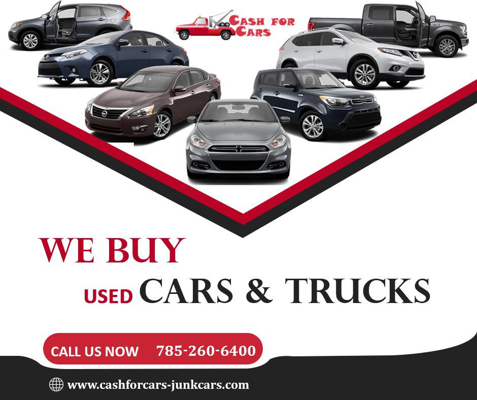 We provide easy solution to buy your junk car and truck