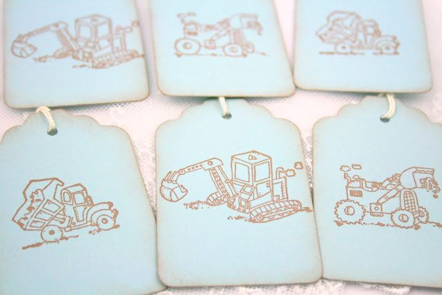 vintage truck baby shower - Google Search