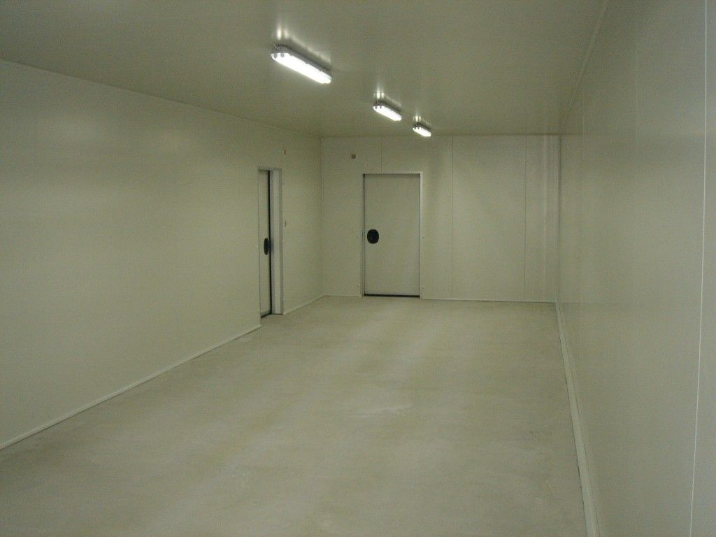 No matter what your design requirements Cold Cube Coolrooms can