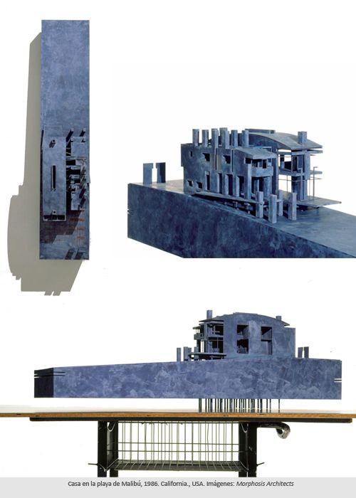 Morphosis Model Bjorn Buckley: Architecture Design Process