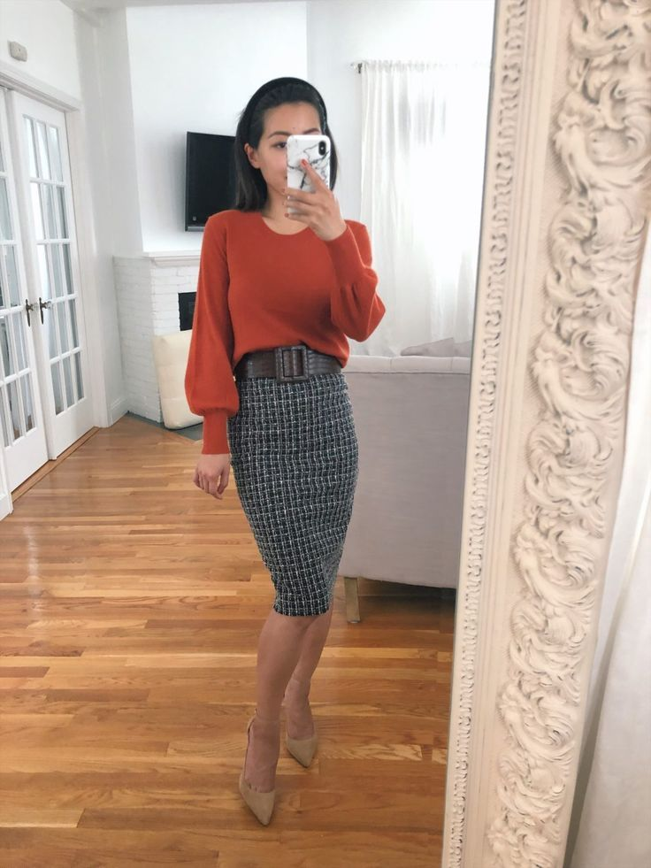 5 Business Casual Work Outfit Ideas (Petite Friendly)