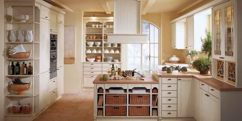 Alno Designer Country Kitchens ArtRSS Kitchen Plans Pinterest - French Country Kitchens