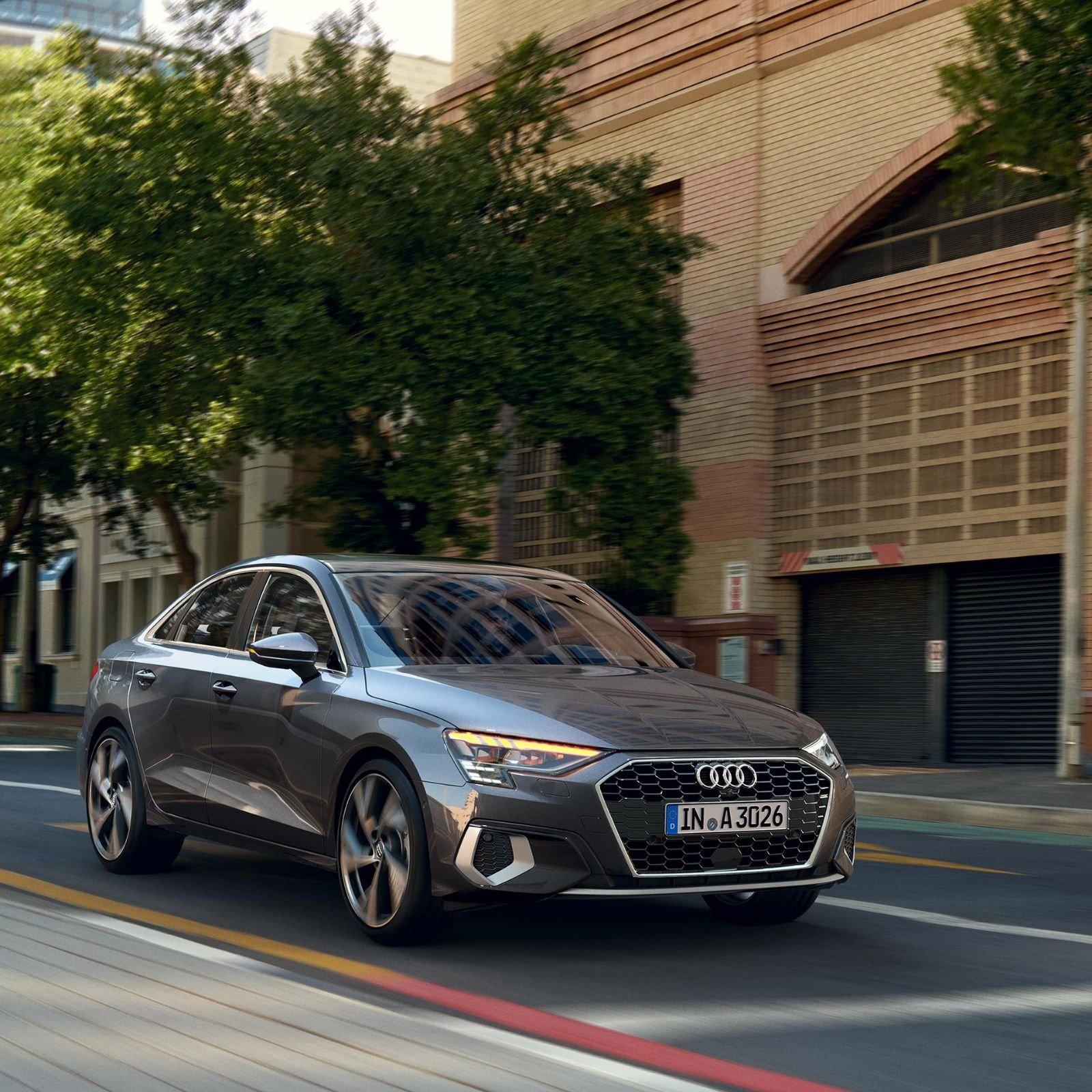 De Nieuwe Audi A3 Limousine In 2020