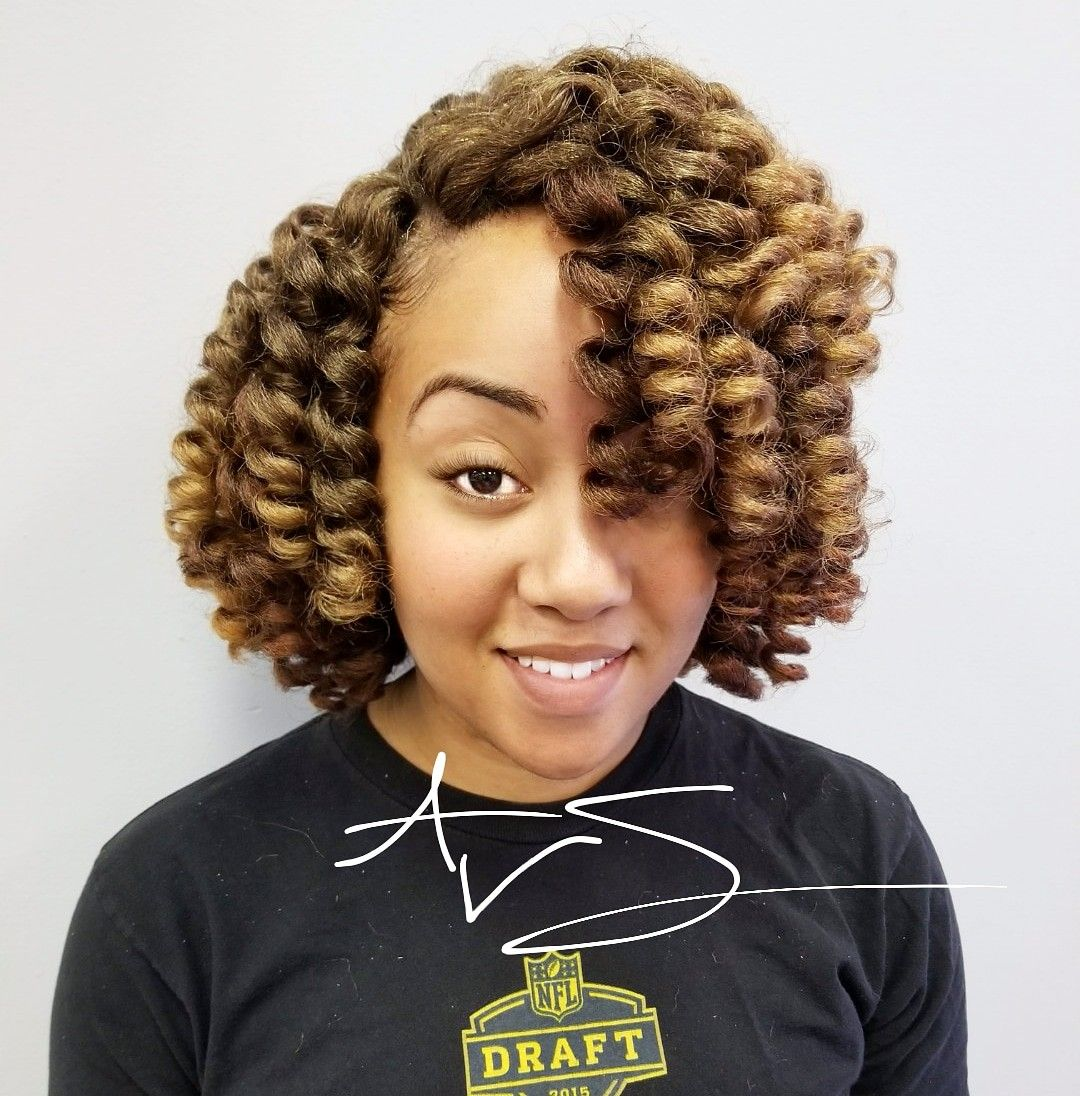 Jamaican Hairstyles Gallery: #crochetbraids With Jamaican Bounce Chicago Stylist 312