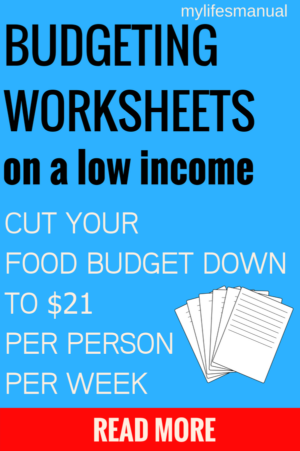 a simple printable budgeting worksheets for mom s tight budget eat better for less budgeting