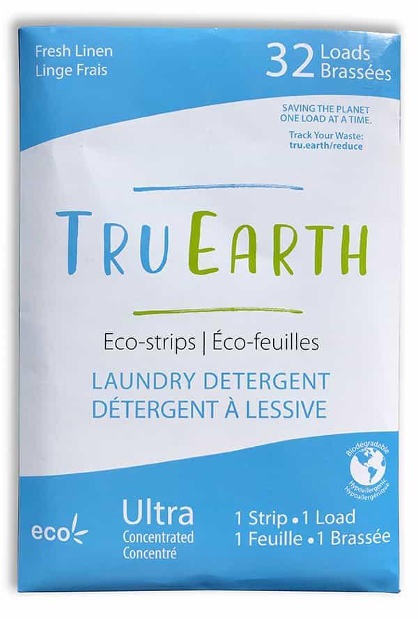 Eco Strips Laundry Detergent Fresh Linen 32 Loads Laundry