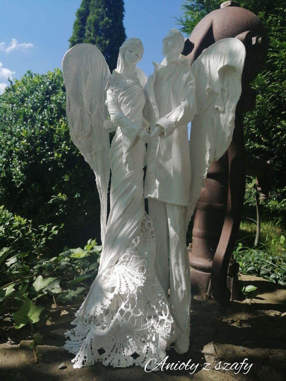 Aniol Powertex Art Sculpture Outdoor Decor