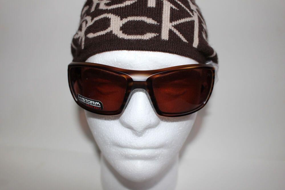 0793f203b831 Under Armour Men's UA Assert Storm Polarized Sunglasses Satin Wood/ Brown  Lens #affilink #polarizedsunglasses #womensunglasses #mensunglasses  #kidsunglasses ...