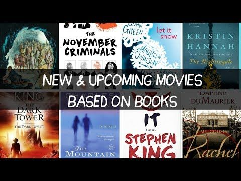 Upcoming Movies Based On Books Coming Out In 2017 Beyond