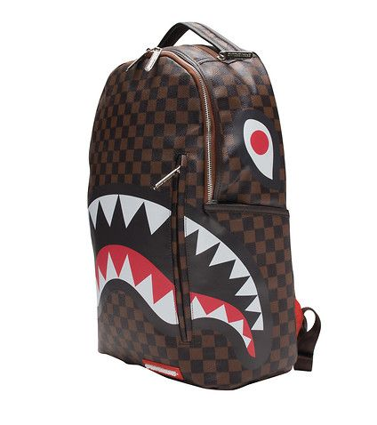 Sprayground Sharks in Paris  1198852428e78