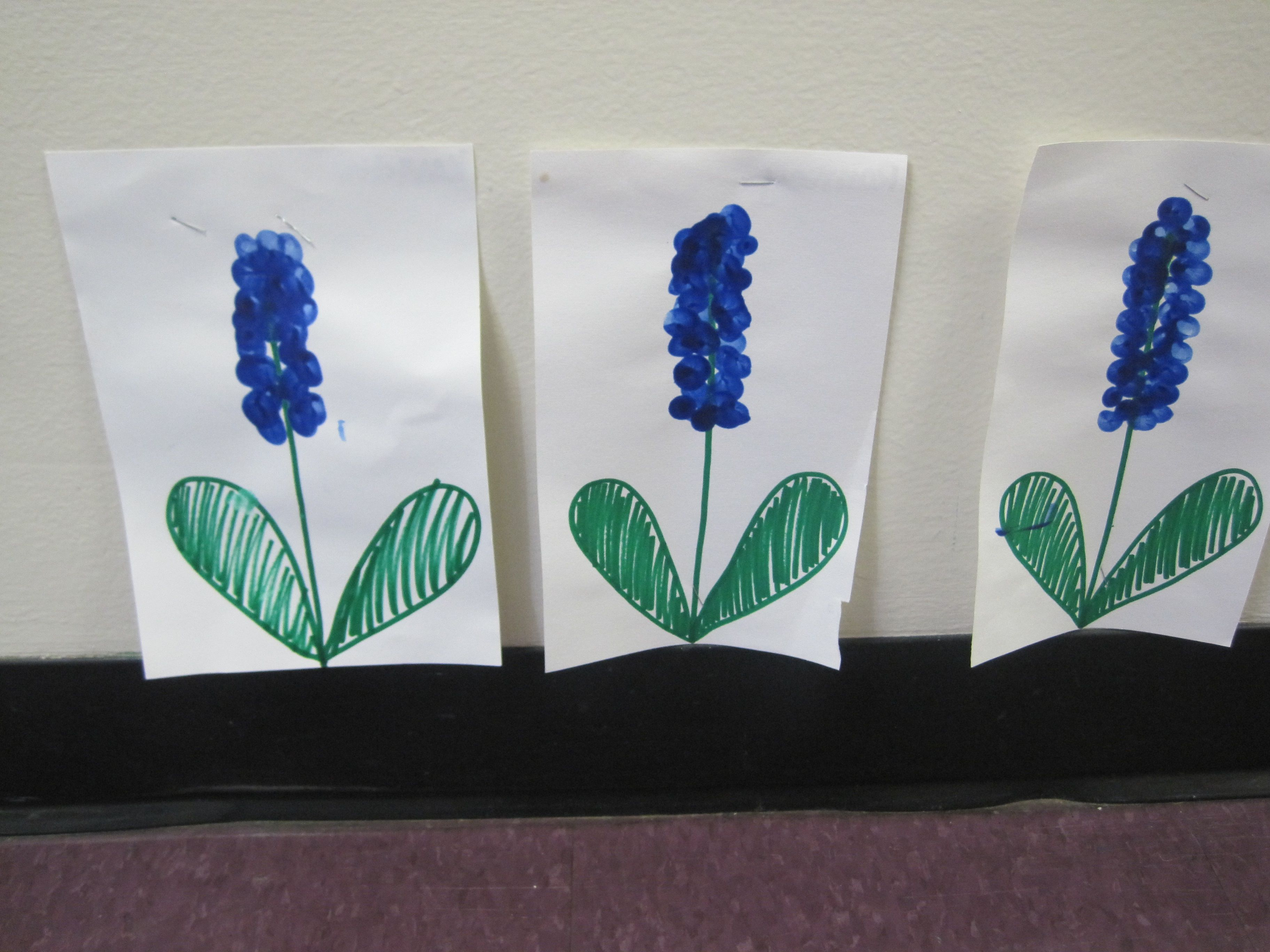 Bluebonnet Crafts For Toddlers