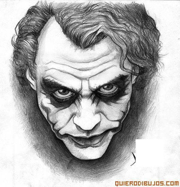 Dibujos De Jocker Dibujos De Joker Dibujos Arte De Chisisto