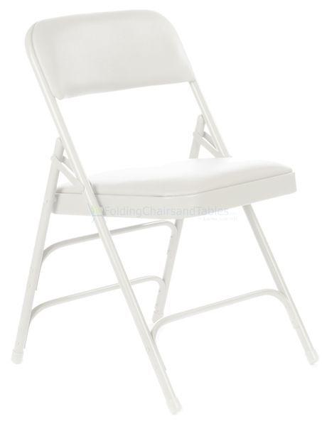 Terrific Rhino Vinyl Padded Folding Chair Quad Hinged Triple Ibusinesslaw Wood Chair Design Ideas Ibusinesslaworg