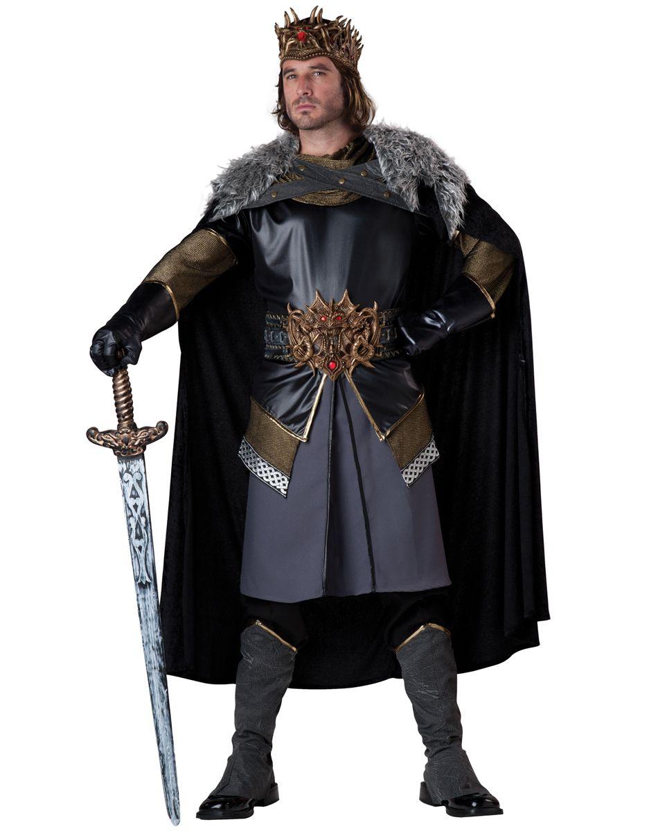 Medieval King Adult Mens Costume – Spirit Halloween | Hollowen ...