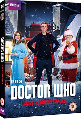 Lights, Camera, Action! Time to Embrace A Doctor Who Movie (With images) | Doctor who christmas ...