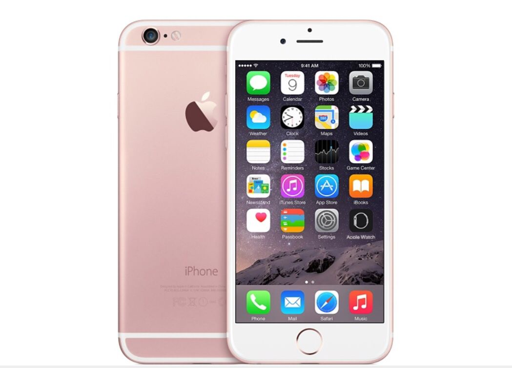 Rose Gold I Phone 6s Apple Iphone 6 Iphone 6 Gold Buy Iphone
