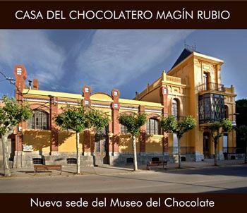 Museo del chocolate. Astorga