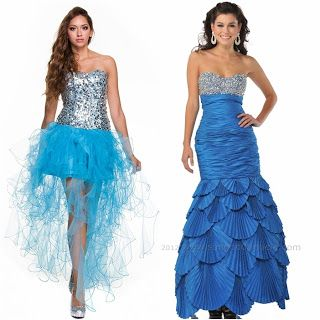 0738c1c7fe9 Under the Sea  Quinceanera Theme Dress Options for Damas ...