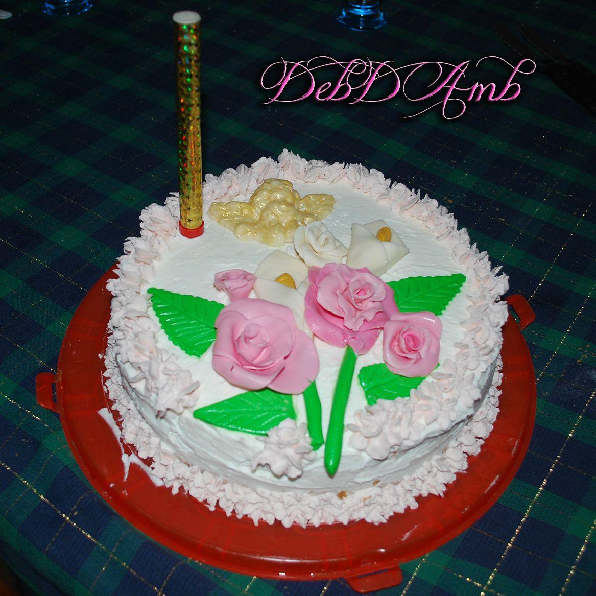 Angelas birthday cake