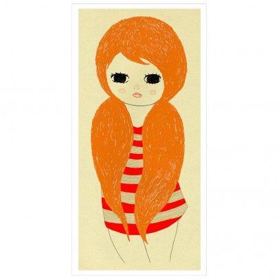 Ginger Print by Ashley G from Hannah Zakari