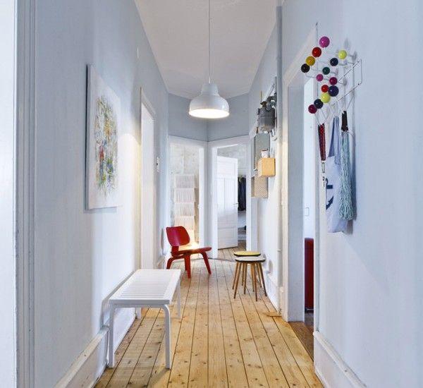 inspirational hallway