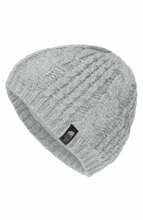b7f7034bee6 The North Face  Minna  Cable Knit Beanie