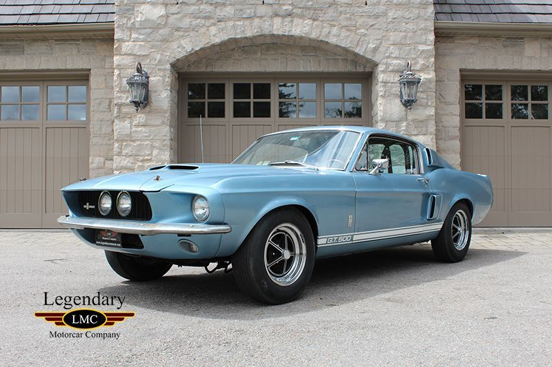 1967 Ford Mustang Shelby Gt500 For Sale Allcollectorcars Com